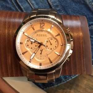 Fossil Boyfriend watch FS4635